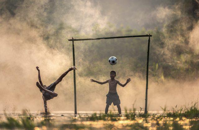 piłka nożna w zakładach bukmacherskich